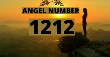 ANGEL NUMBER1212