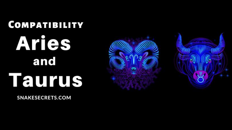 Aries-Taurus-Compatibility