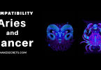 Aries cancer compatibility